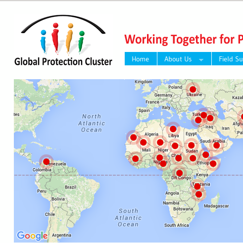 Global Protection Cluster Image