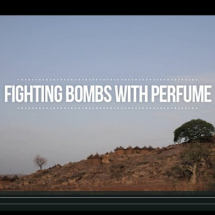 Fighting bombs with Perfume Image