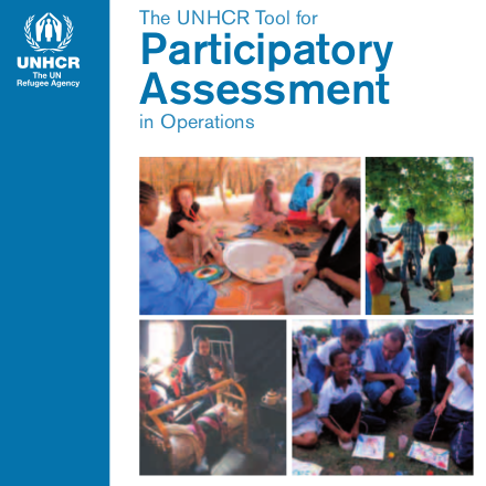 UNHCR Tool for Participatory Assessment in Operations Image