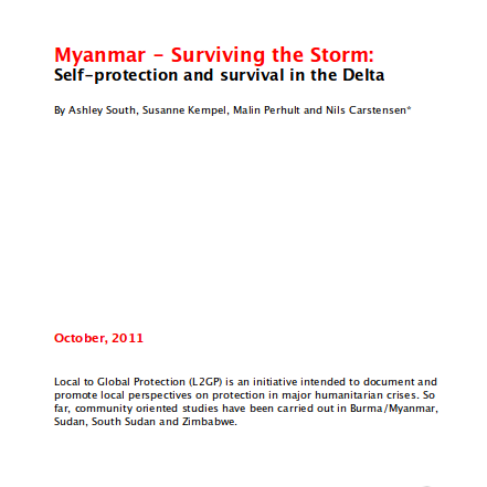 Surviving the Storm: Self-protection and survival in the Delta Image